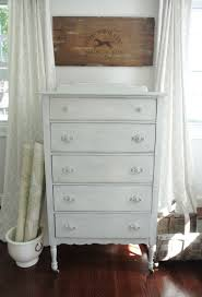prot e bureau dresser with duck egg blue chalk paint base with a wash of