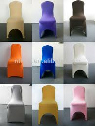 Wedding Chair Covers And Sashes White Wedding Chair Cover Lycra Spandex Chair Cover With Sash For