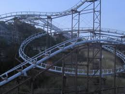 El Toro Roller Coaster Six Flags Bobbie U0027s Roller Coaster And Theme Park Reviews