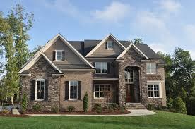 Stone Brick Exterior With Stone Brick And Siding Use Hardiplank Instead Of