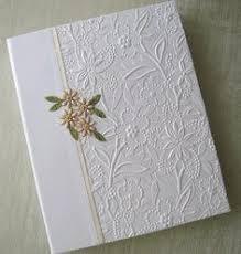8 X 10 Photo Album Wedding Photo Album With Beaded White Lace Customized By Daisyblu