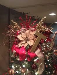 monogram tree topper sparkly monogram tree topper merry christmas from the hernandez