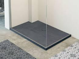piatto doccia pietra piatto doccia in mineralite effetto pietra naturale in vari