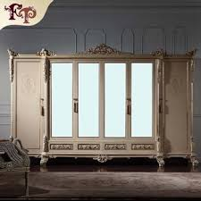 French Antique Bedroom Furniture by Classic French Antique Bedroom Furniture Wardrobe With Mirror 2016