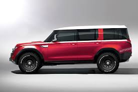 land rover discovery 2016 red land rover defender to be reinvented for 2019 autocar