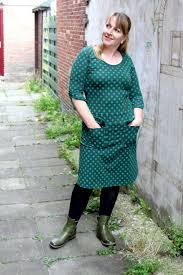 tante betsy of the day tante betsy dress sue dot green
