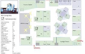 Expo Floor Plan by Show Map U0026 Floor Plans Telemedia Show