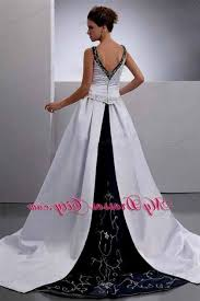 black and white wedding dresses plus size black and white wedding dresses 2018 2019 best clothe shop