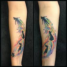 27 best watercolor tattoos images on pinterest butterflies draw