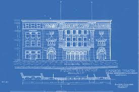 architecture blueprints u2013 modern house