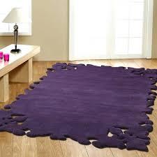 Purple Shag Area Rugs Purple Shag Area Rug New Purple Rugs Shag Purple 5 Ft 1 In X 8 Ft