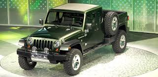 jeep brute kit jeep wrangler ute to debut in 2017 or 2018 u2013 report