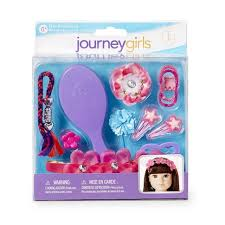 girl hair accessories journey hair accessories pack for 18 inch doll toys r us