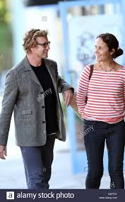 simon baker simon baker doing some more home interior shopping
