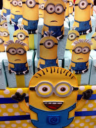 minion baby shower decorations minions baby shower party ideas photo 2 of 12 catch my party