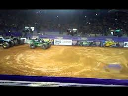 monster truck show roanoke va monster jam roanoke va 2015 freestyle youtube