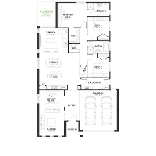 Easy Floor Plan Tempo 8 Homes