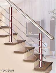 Stainless Steel Banister Rail Stainless Steel Handrail And Railing With Balustrade China