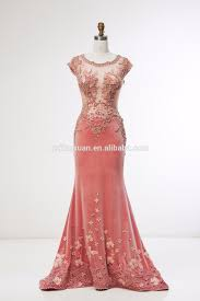 wholesale peach color evening dress online buy best peach color