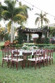 high end backyard wedding at a private residence in davie fl