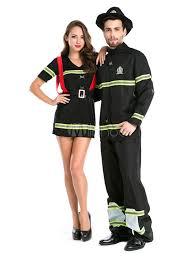 Fireman Halloween Costume Couples Costumes 2017 Fireman Costume Halloween Firefighter