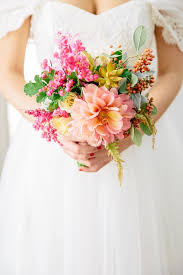 summer wedding bouquets pink wedding bouquet fab mood wedding colours wedding themes