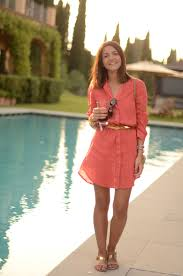 shirt dress my style pinterest coral shirt gold belts and gold