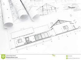 house plan blueprint stock photo image 39324323