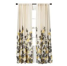 Patterned Window Curtains 5 Sources For Affordable Patterned Curtains Apartment Therapy