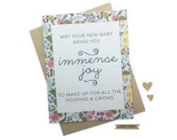 baby shower card friend s pregnancy congrats