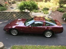 1993 corvette 40th anniversary cool great 1993 chevrolet corvette 40th anniversary edition 1993