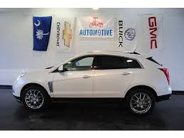 cadillac srx pearl white purchase used cadillac srx 2013 white pearl automatic