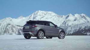2016 range rover evoque autobiography driving exterior and