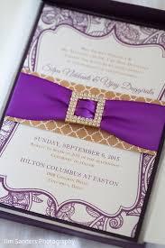 modern hindu wedding invitations columbus oh indian wedding by jim sanders photography maharani