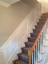 Paint Colors For Hallways And Stairs by Paint Job Plus Had Moulding Added To Entryway Stairs And Hallway