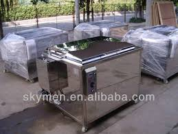 Ultrasonic Blind Cleaning Equipment Skymen Ultrasonic System To Clean The Pipe Die Sets And Profile