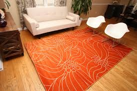 Modern Orange Rug Cheap Area Rugs Rugs Contemporary Rugs Superior Rugs