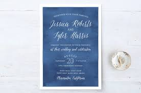 wedding invitations minted watercolor wedding invitations minted