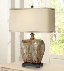 Ceramic Accent Table by Julius Copper Drip Ceramic Table Lamp Amazon Com