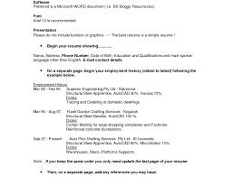 resume how to format a resume gratify how to format a government