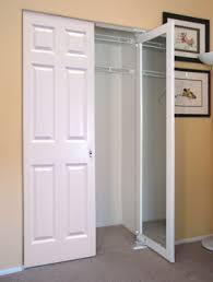 Closet Door Opening Access