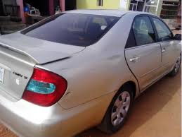 2004 model toyota camry toyota camry 2004 model used for sale alimosho