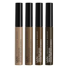 revlon brow fantasy light brown tinted brow mascara nyx professional makeup
