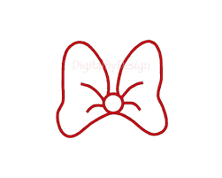 minnie mouse bows clipart 89