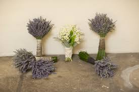 wedding flowers lavender lavender wedding bouquets once wed