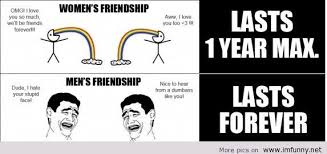 Funny Friends Meme - funny friendship women s and men s