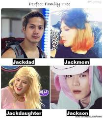 Sorry Po Meme - sorry but i had to do this xd got7 meme center and jackson