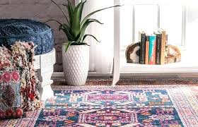 Boho Area Rugs Surprising Boho Area Rugs Stunning Living Room A Vibrant Rug