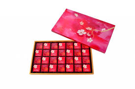 new year box godiva tea flavoured chocolate special gift boxes for cny 2013