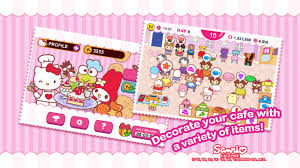 Hello Kitty Halloween Games by Hello Kitty Cafe Android Apps On Google Play